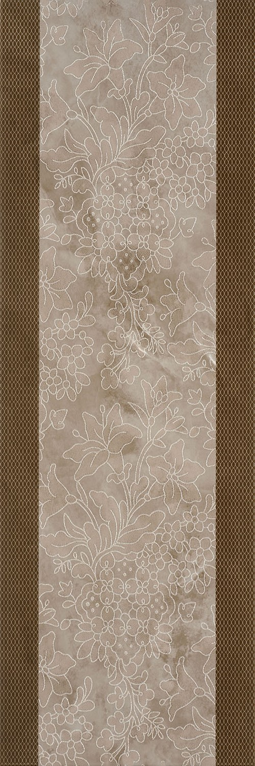 Incanto 572 BROWN FLORAL DECOR